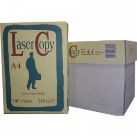 Carta Fotocopie COPY LASER A4 da 80gr - Risma da 500 fogli