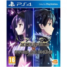 PS4 Accel World VS Sword Art Online