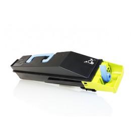 TK-865Y - Toner rigenerato Giallo per Kyocera Taskalfa 250CI, 300CI. Stampa fino a 12.000 pagine al 5% di copertura.