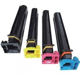 TN-411 - TN-611K Toner rigenerato nero per Konica Minolta C451, C550, C650